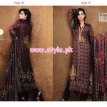 Eiza by UA Textiles Winter 2012 Dresses For Women 007