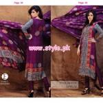 Eiza by UA Textiles Winter 2012 Dresses For Women 009
