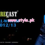 Forecast Latest Winter Casual wear Dresses 2012-13 002
