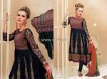 Formal Wear Anarkali Frocks Designs for Women 003