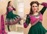 Formal Wear Anarkali Frocks Designs for Women 006