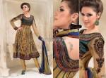Formal Wear Anarkali Frocks Designs for Women 008