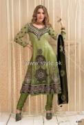 Formal Wear Anarkali Frocks Designs for Women 010