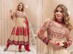 Formal Wear Anarkali Frocks Designs for Women 012