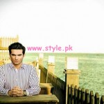 Gul Ahmed Latest Menswear 2012 Collection For Winter 006