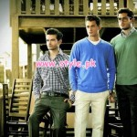 Gul Ahmed Latest Winter Collection For Men 2012 009