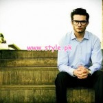 Gul Ahmed Latest Winter Collection For Men 2012 011