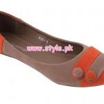 Gul Ahmed Latest Winter Foot Wears For Women 2012 008