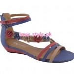 Gul Ahmed Latest Winter Foot Wears For Women 2012 009