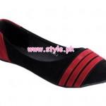 Gul Ahmed Latest Winter Foot Wears For Women 2012 013