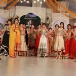 Hijaab Bridal Collection At Bridal Couture Week 2012 001