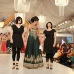 Hijaab Bridal Collection At Bridal Couture Week 2012 0011