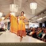 Hijaab Bridal Collection At Bridal Couture Week 2012 0014