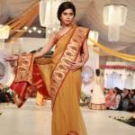 Hijaab Bridal Collection At Bridal Couture Week 2012 0015