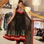 Hijaab Bridal Collection At Bridal Couture Week 2012 0016