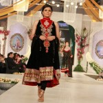 Hijaab Bridal Collection At Bridal Couture Week 2012 002
