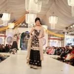 Hijaab Bridal Collection At Bridal Couture Week 2012 004