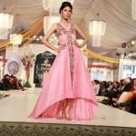 Hijaab Bridal Collection At Bridal Couture Week 2012 005