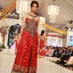 Hijaab Bridal Collection At Bridal Couture Week 2012 006