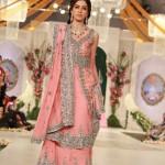 Hijaab Bridal Collection At Bridal Couture Week 2012 007