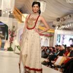 Hijaab Bridal Collection At Bridal Couture Week 2012 009