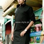 Ittehad Winter Shalwar Kameez Collection 2012-13 for Men 002