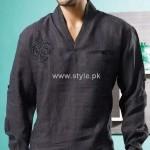 Ittehad Winter Shalwar Kameez Collection 2012-13 for Men 005