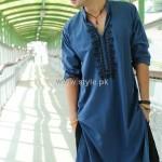 Ittehad Winter Shalwar Kameez Collection 2012-13 for Men 007