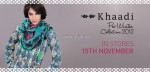 Khaadi Pre-Winter Collection 2012 for Women 001