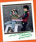 Kids Breakout Latest Winter 2012 Casual Wear Dresses 001