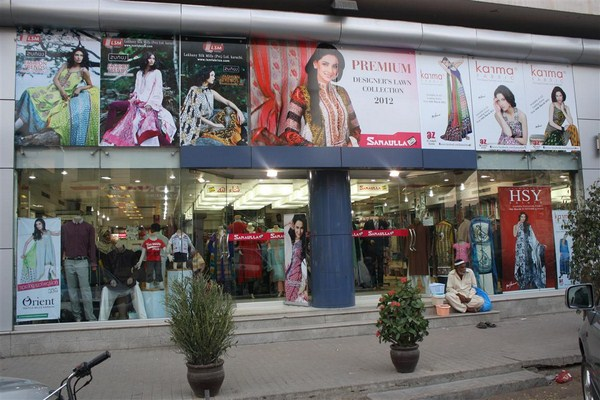 Clothing Stores on Big Cartel