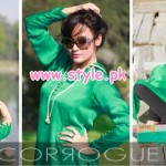 Latest Corrogue Winter 2012 Casual Dresses 002