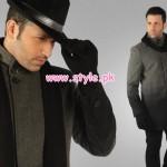 Latest Eden Robe Winter Menswear Collection 2012 004