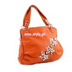 Latest Gul Ahmed Hand Bag 2012 Designs For Winter 007