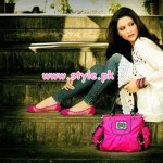 Latest Gul Ahmed Winter 2012 Bags And Shoes 002
