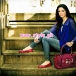 Latest Gul Ahmed Winter 2012 Bags And Shoes 003