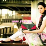 Latest Gul Ahmed Winter Accessories For Women 2012 004