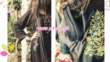 Latest Stitched Winter Collection For Women 2012 011