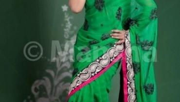 Mansha Saree Collection 2012-2013 For Women 001