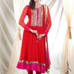 Meena Bazar Party Wear Collection 2012-2013 For Women 001