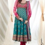 Meena Bazar Party Wear Collection 2012-2013 For Women 006