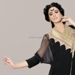 Mehdi Party Wear Dresses 2012 for Women 002