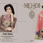 Mehdi Party Wear Dresses 2012 for Women 003