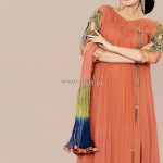 Mehdi Party Wear Dresses 2012 for Women 004