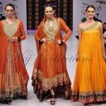 Naj Mehndi Dresses 2012-2013 For Women 001