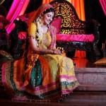 Naj Mehndi Dresses 2012-2013 For Women 0010