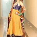 Naj Mehndi Dresses 2012-2013 For Women 0012