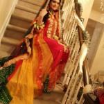 Naj Mehndi Dresses 2012-2013 For Women 0013