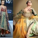Naj Mehndi Dresses 2012-2013 For Women 002