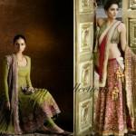 Naj Mehndi Dresses 2012-2013 For Women 004